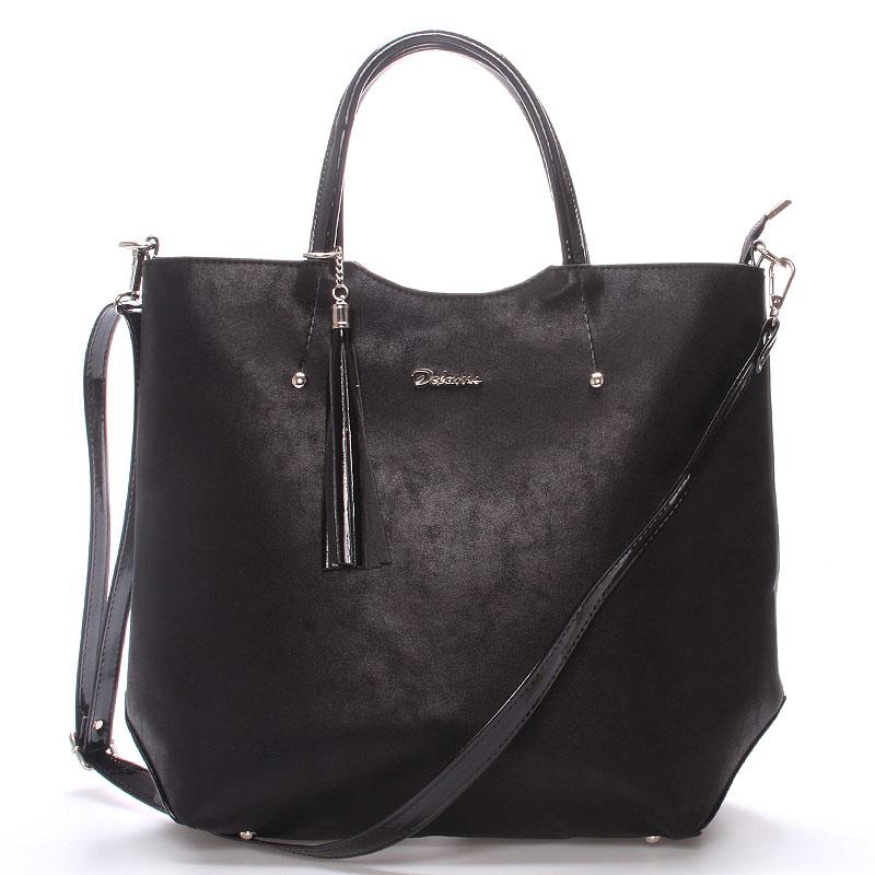 Luxusní dámská kabelka černá - Delami Alison