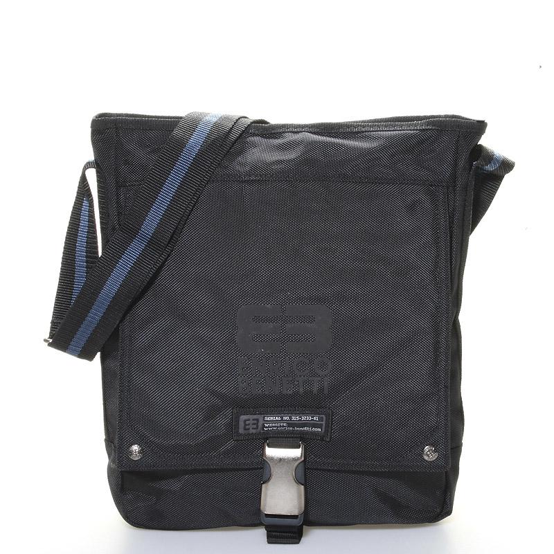 Černá taška přes rameno Enrico Benetti 4475