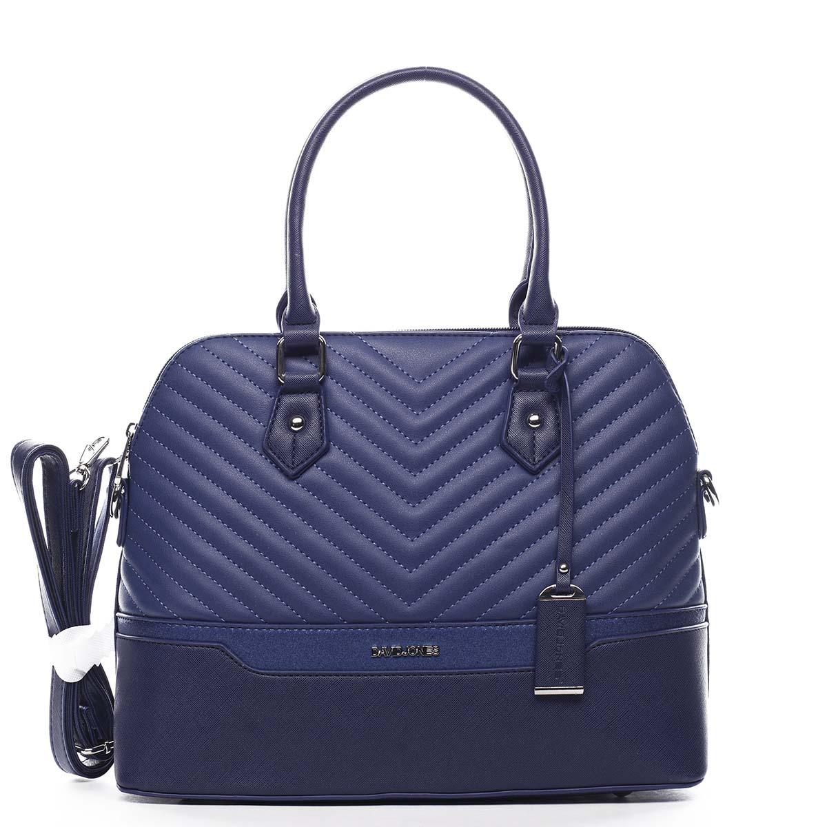 Dámská kabelka do ruky tmavě modrá - David Jones Roshel