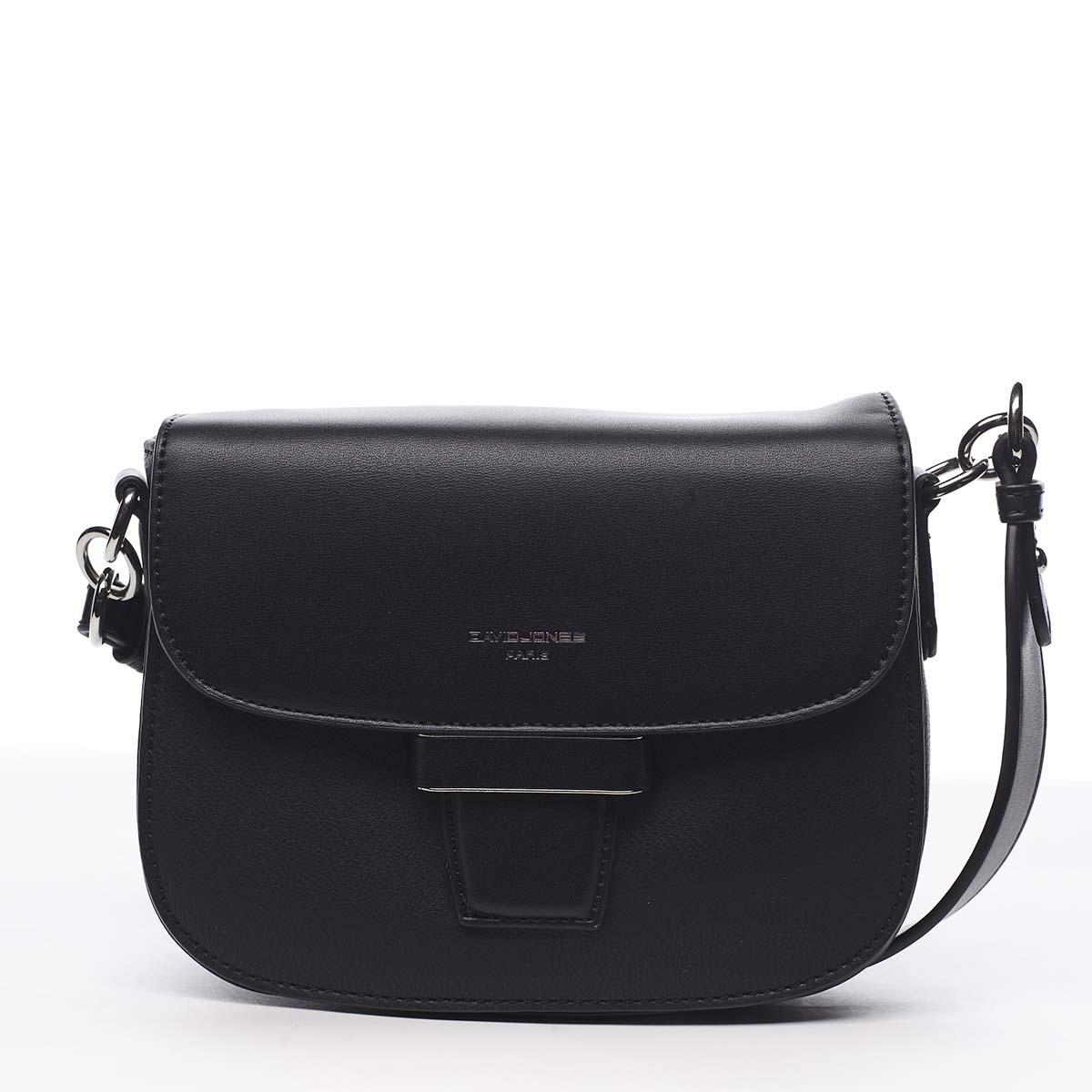 Dámská kabelka černá - David Jones Nancy