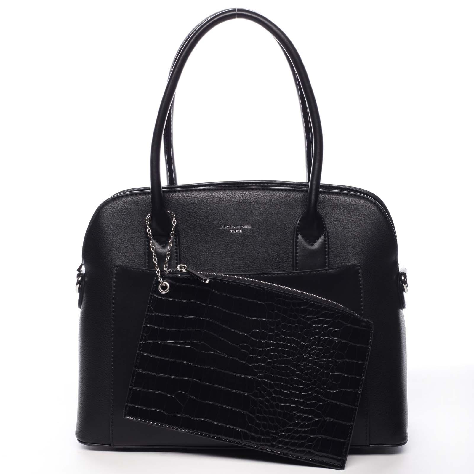 Dámská kabelka černá - David Jones Caleed