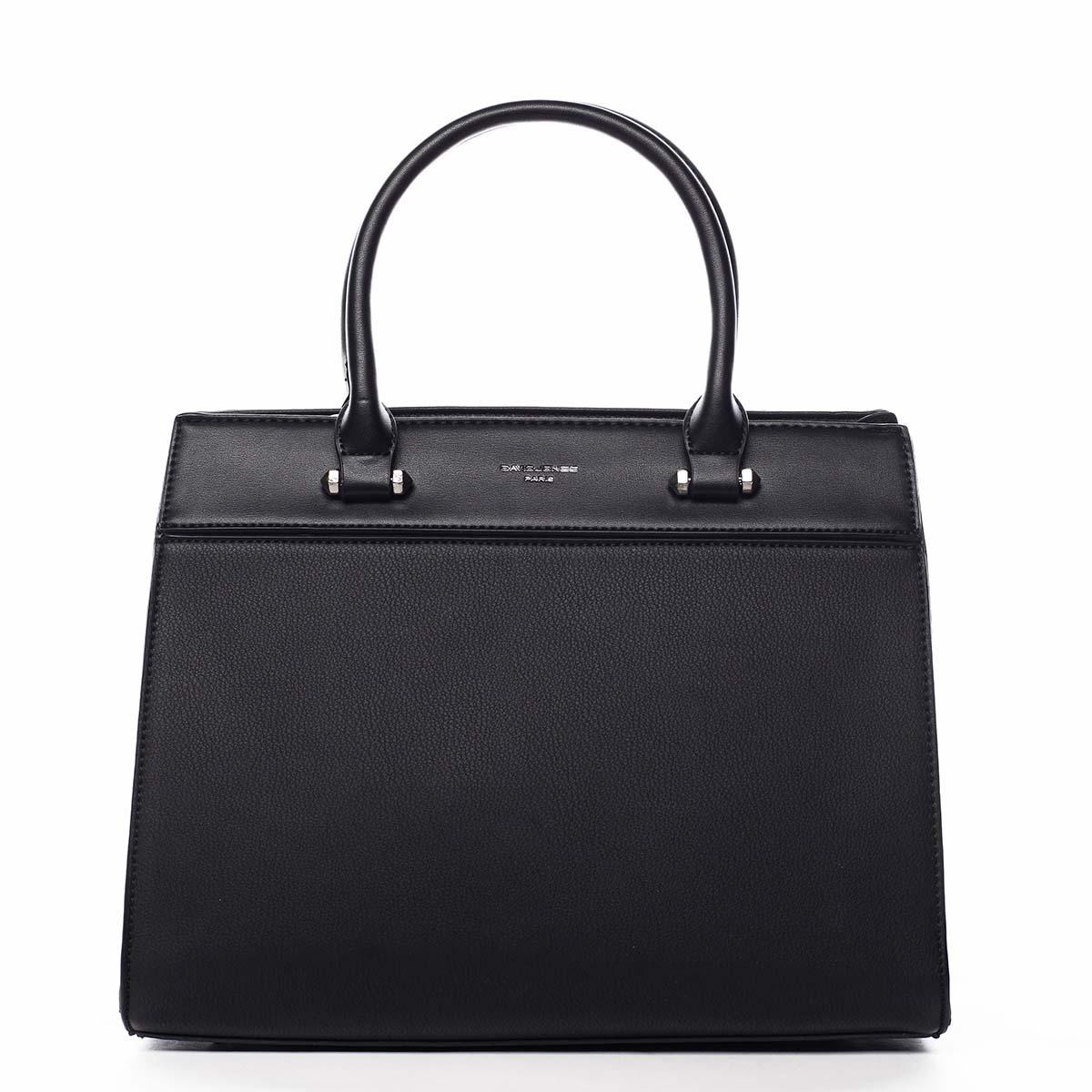 Dámská kabelka do ruky černá - David Jones Tenerwa