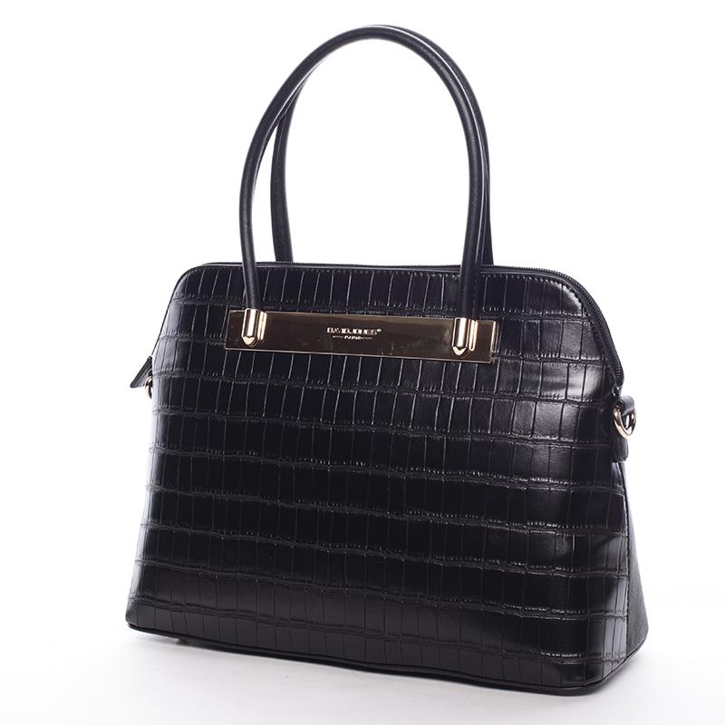 Originální dámská kabelka do ruky černá - David Jones Merla