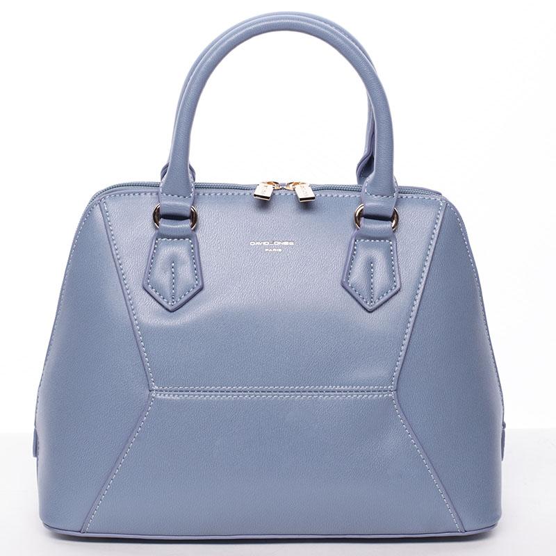 Dámská kabelka do ruky modrá - David Jones Gisella