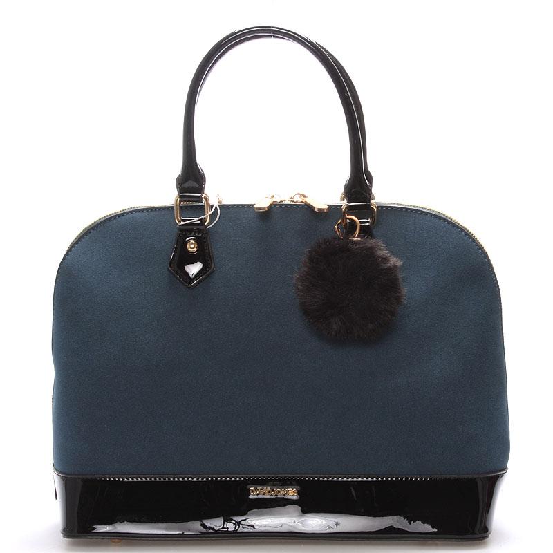 Dámská kabelka do ruky modrá - David Jones Lela