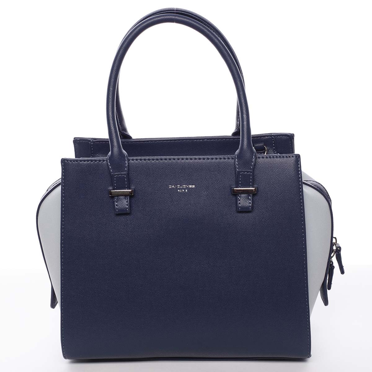 Luxusní módní modrá kabelka přes rameno - David Jones Ariana