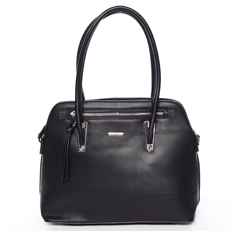 Elegantní černá dámská kabelka - David Jones Abrielle