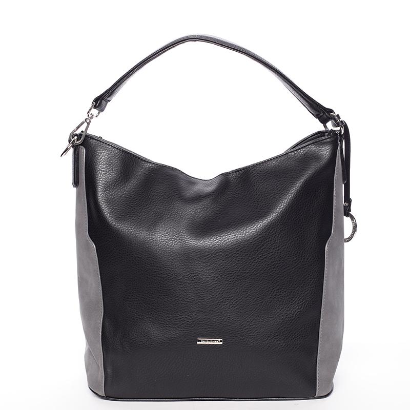 Dámská kabelka do ruky černá - David Jones Lailah