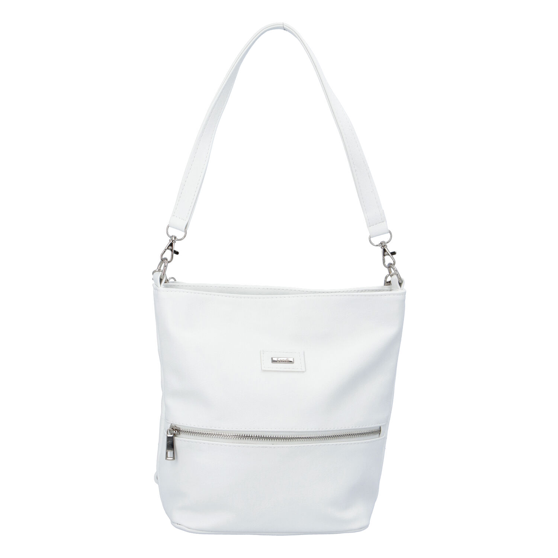 Dámská kabelka bílá - SendiDesign Woman