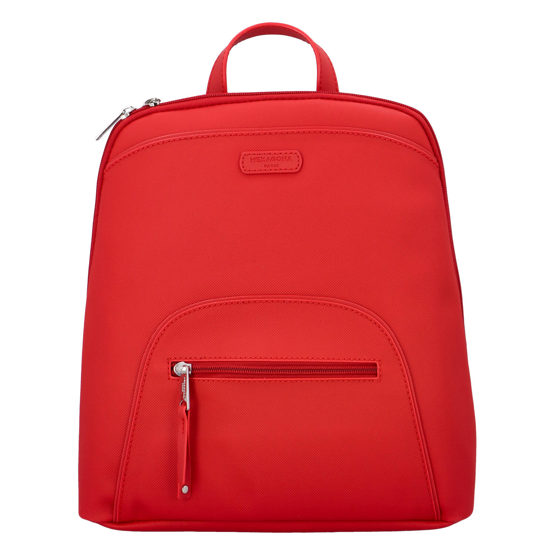 Dámský batoh červený - Hexagona Smalmer