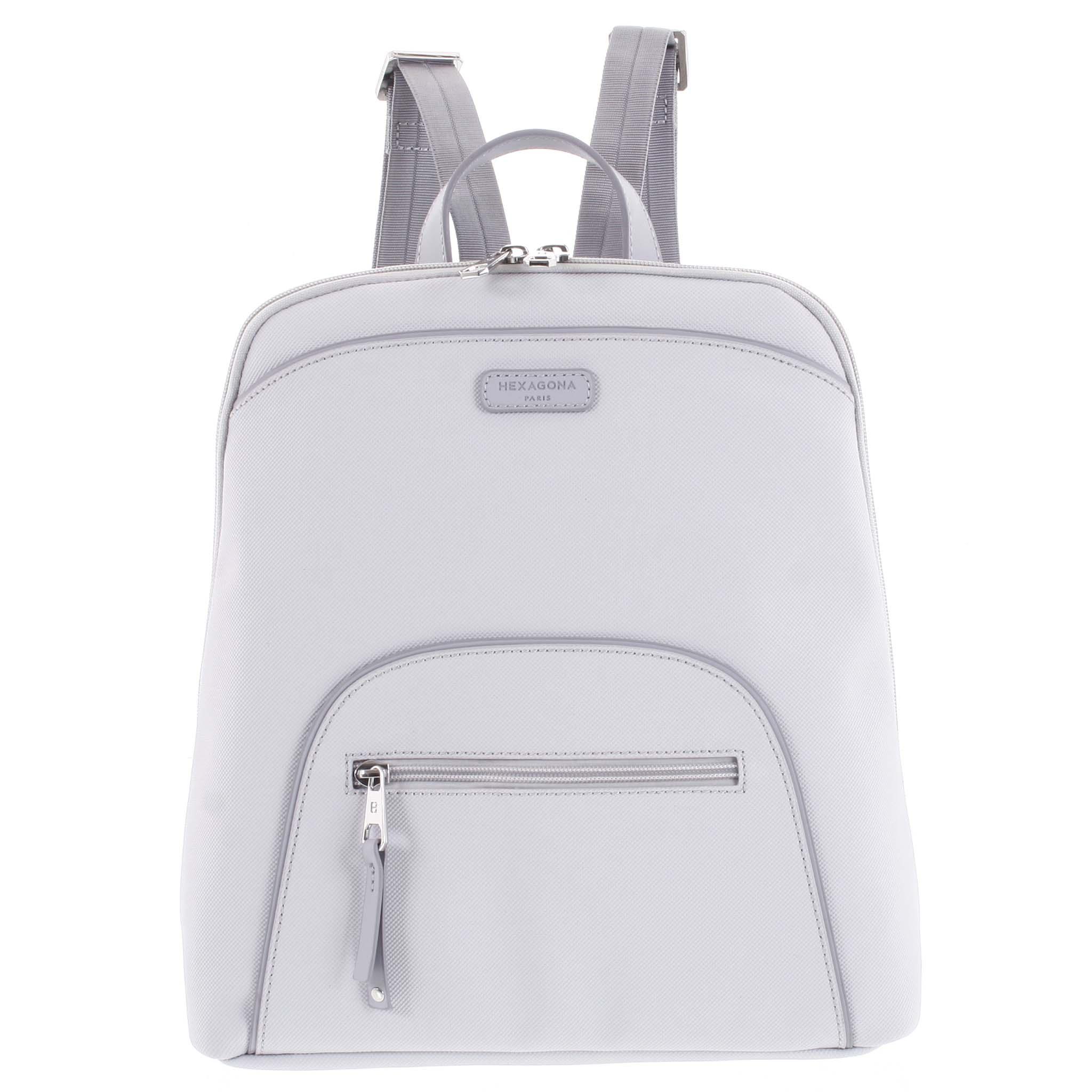 Dámský batoh světle šedý - Hexagona Smalmer