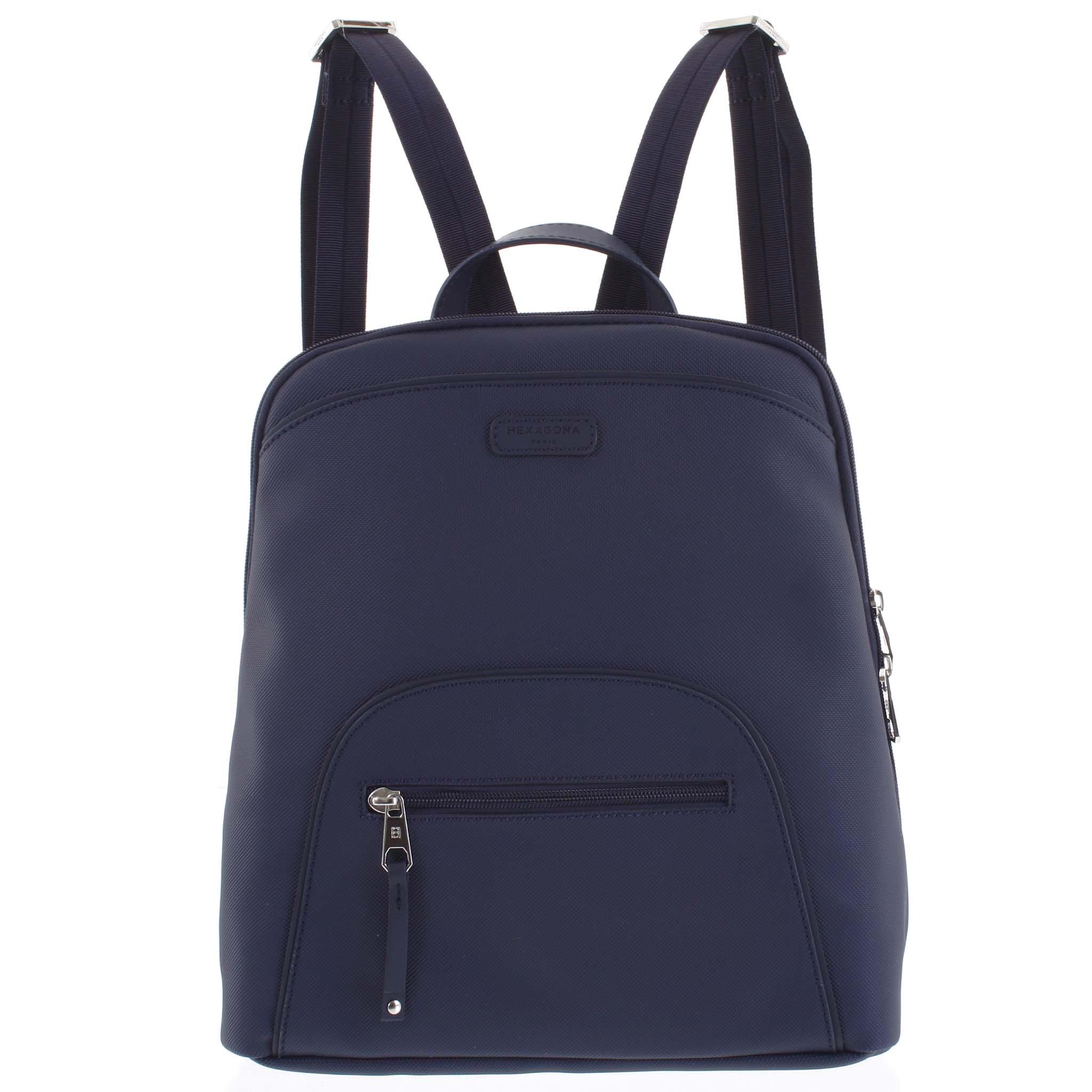 Dámský batoh tmavě modrý - Hexagona Smalmer