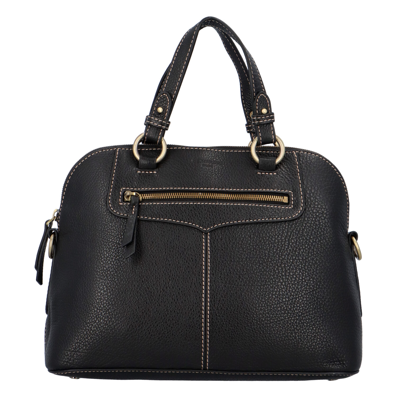 Dámská kabelka do ruky černá - Hexagona Halida