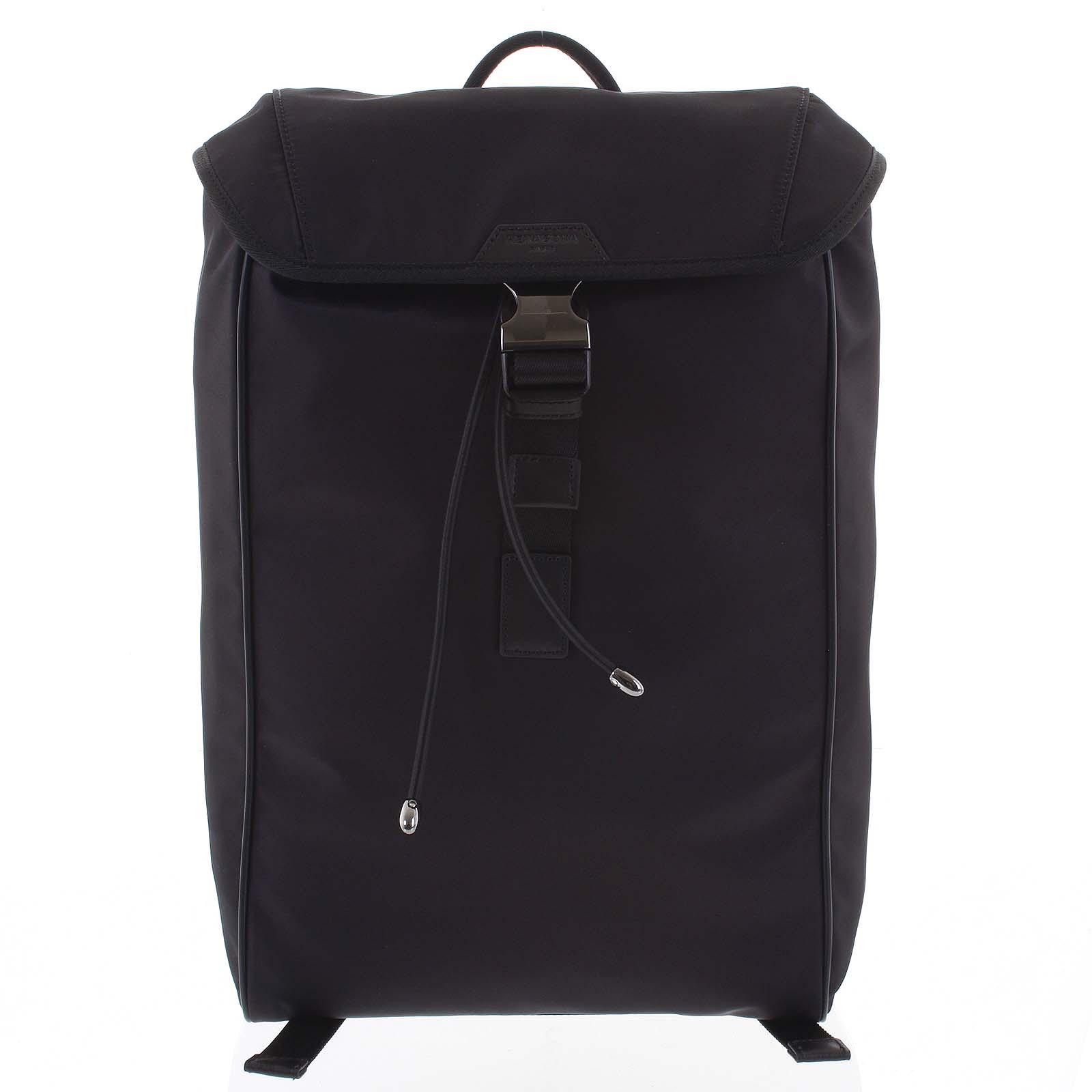 Velký batoh na notebook černý - Hexagona Bankey