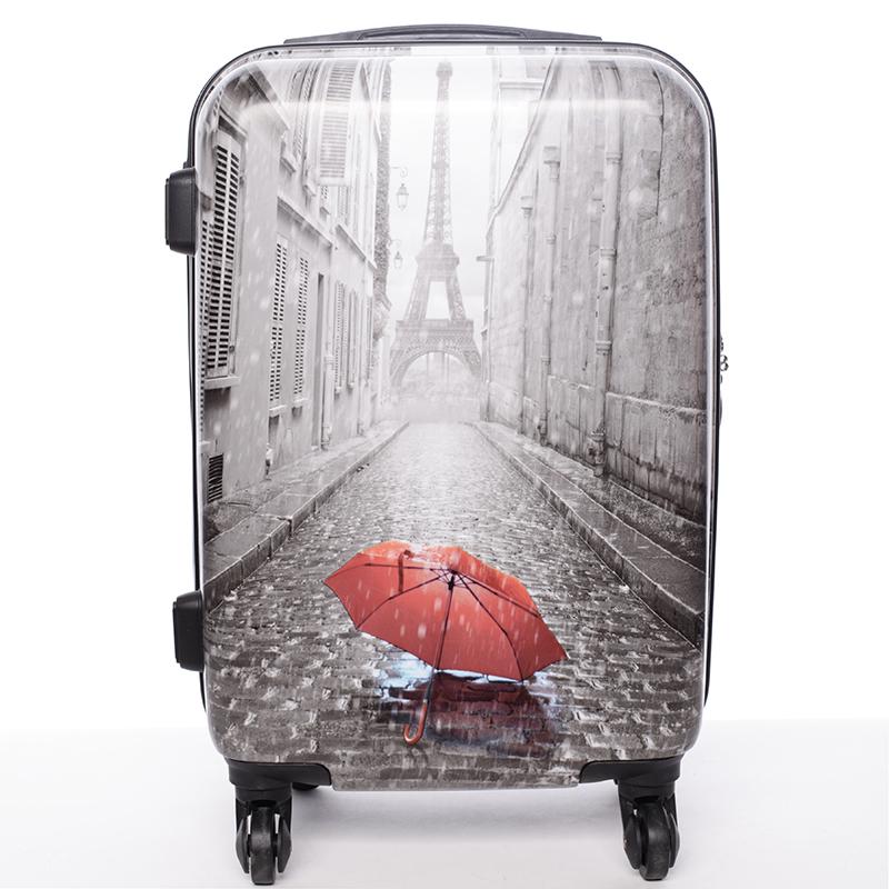Cestovní kufr France - David Jones M