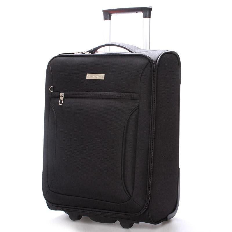 Cestovní kufr černý - Menqite Missa M