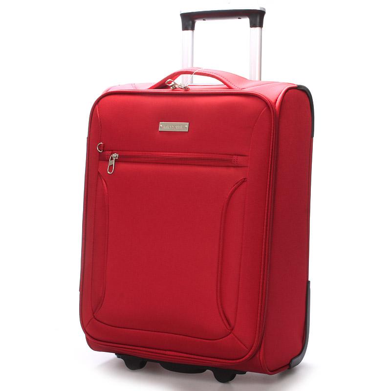 Cestovní kufr červený - Menqite Missa L