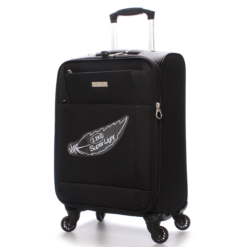 Cestovní kufr černý - Menqite Prue L