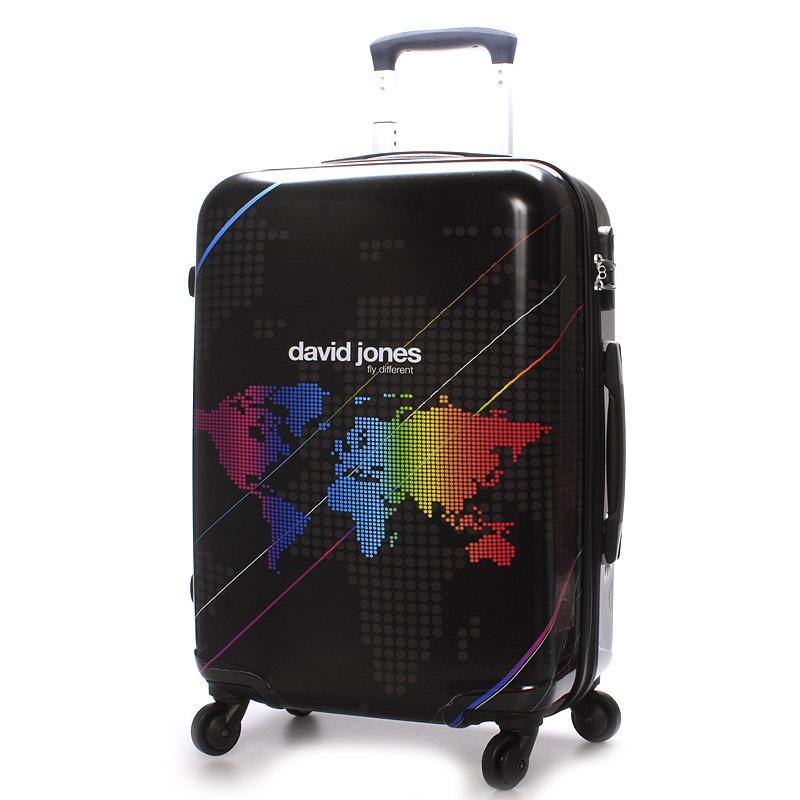 Cestovní kufr Fly - David Jones L