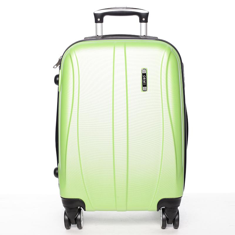 Pevný zelený cestovní kufr - Ormi Othelo L