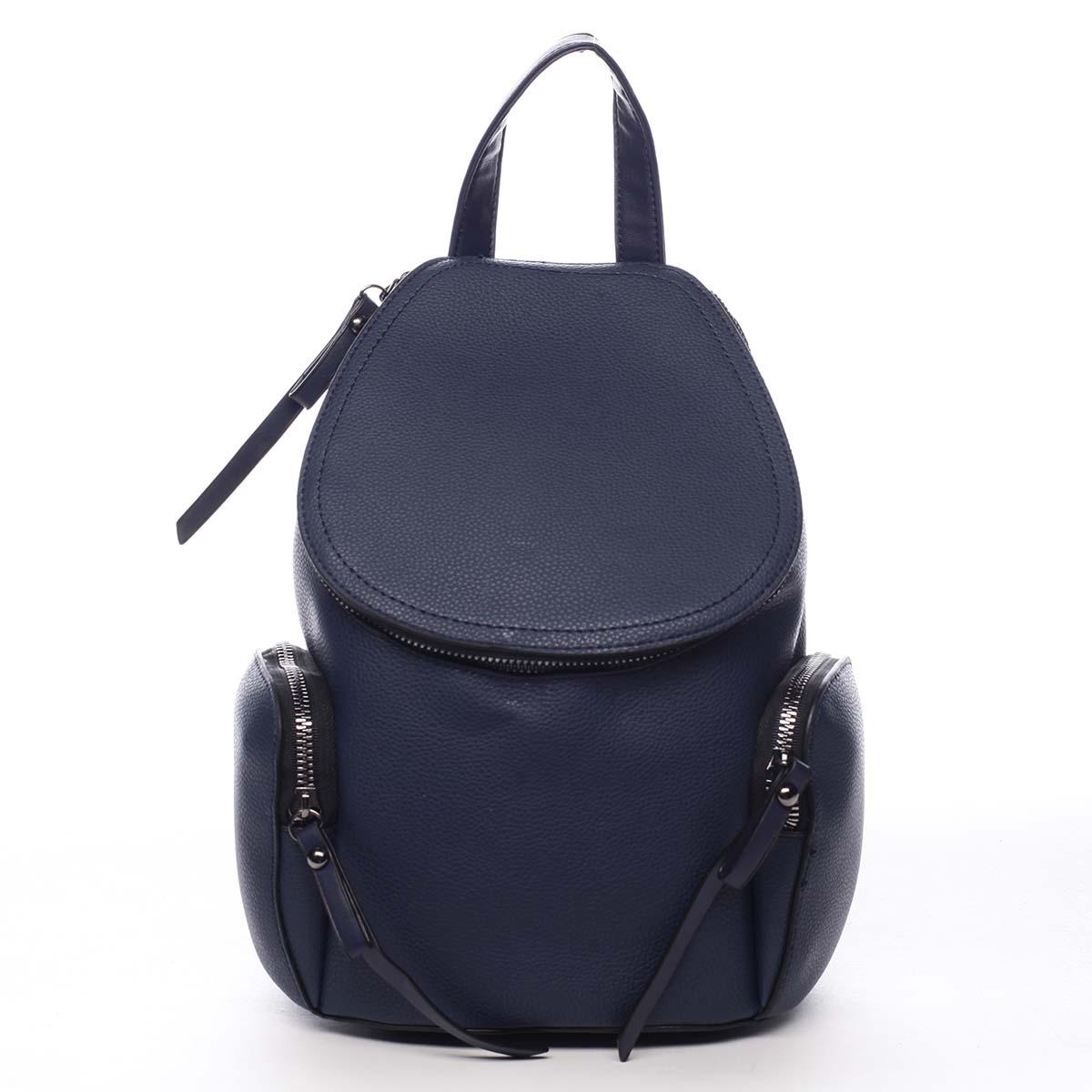 Dámský batoh tmavě modrý - Maria C Hips Small