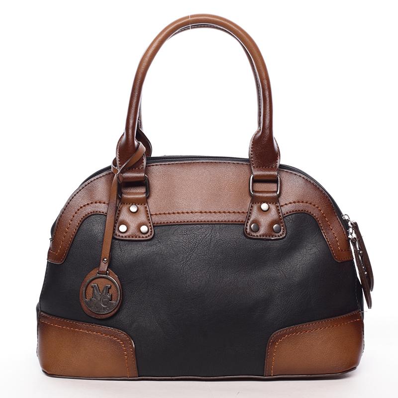 Originální dámská kabelka do ruky černá - MARIA C Eudosia