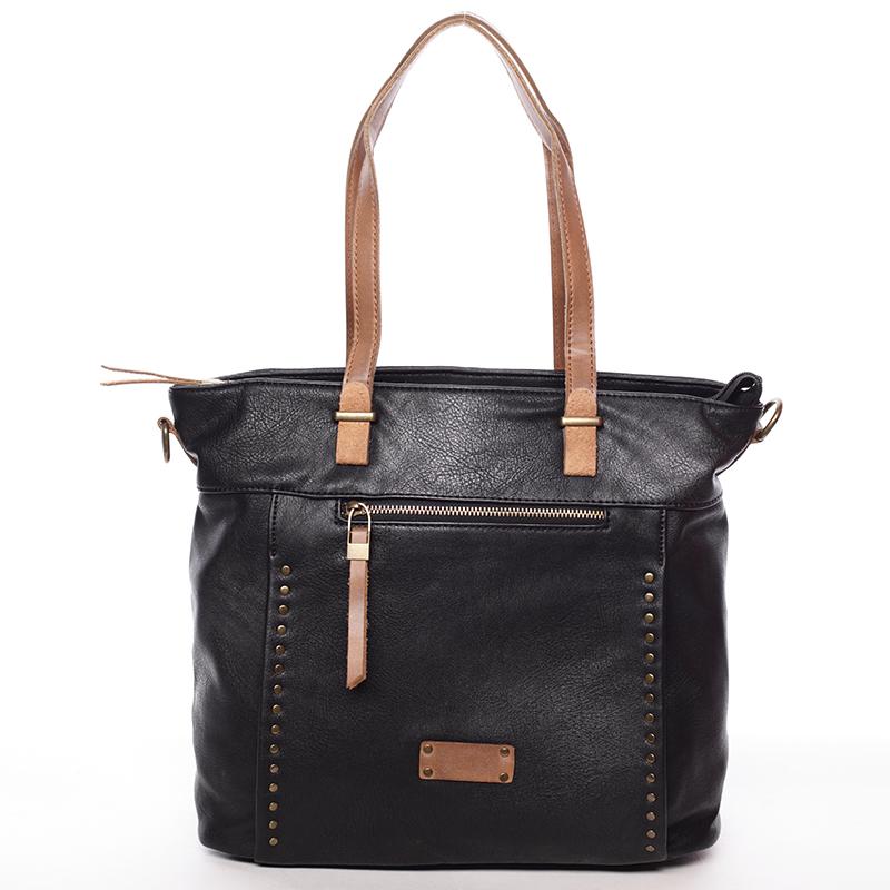 Dámská originální kabelka černá - Maria C Echo