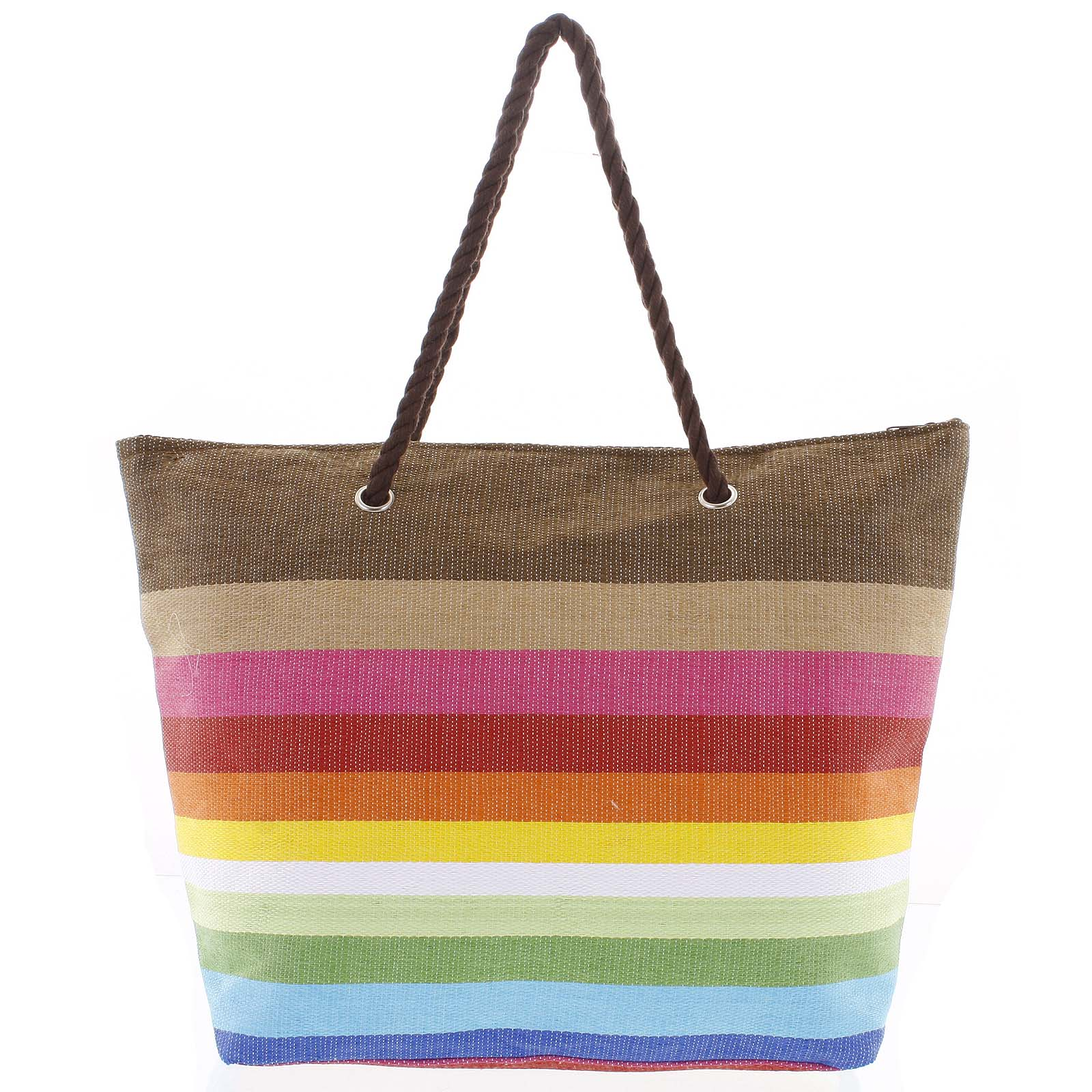 Barevná plážová taška - Delami Color New