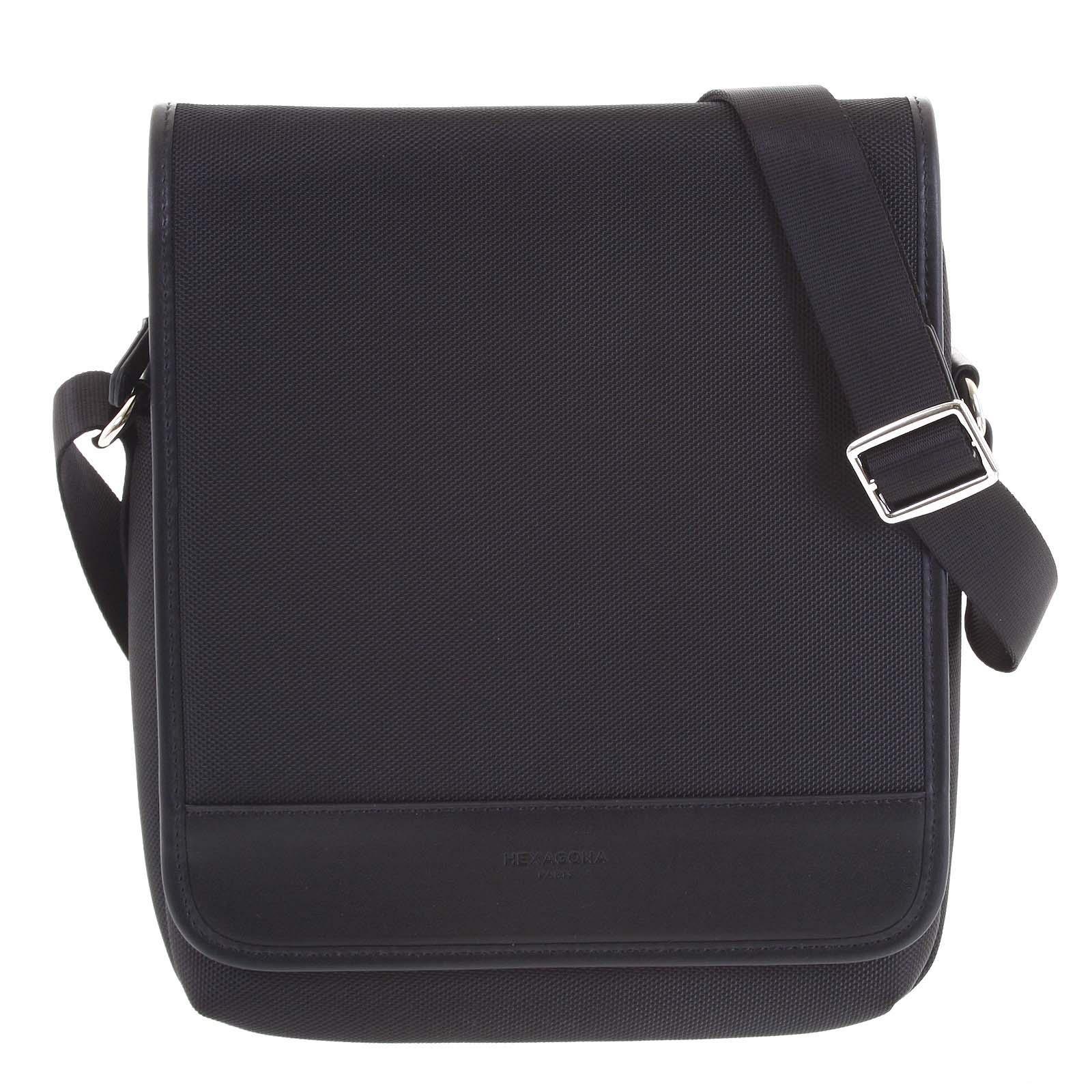 Pánská taška na doklady černá - Hexagona Qualty