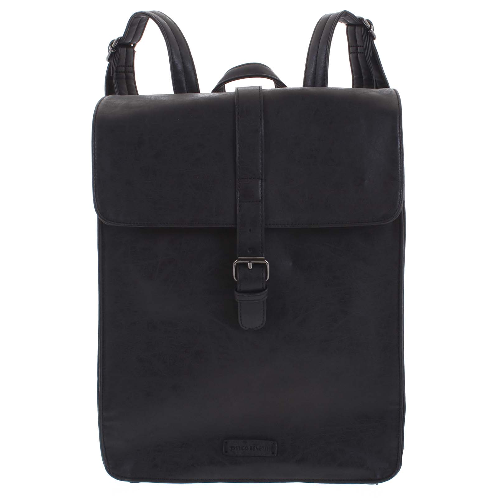 Stylový batoh černý - Enrico Benetti Darlo
