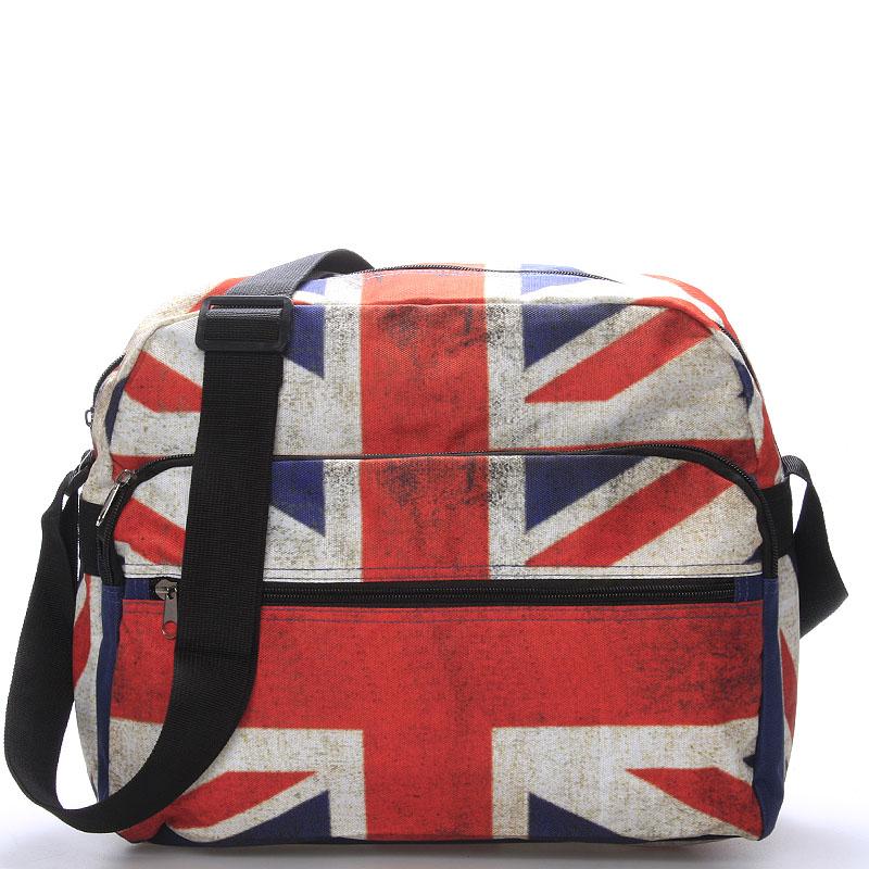 Látková taška přes rameno UK - NEW REBELS Elbridge
