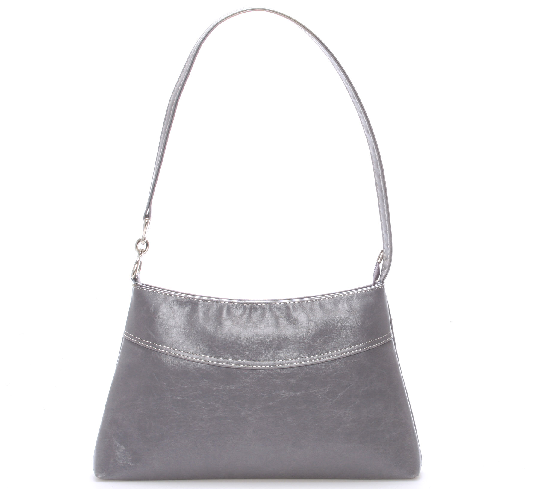 Dámská kabelka šedá - Royal Style 0811