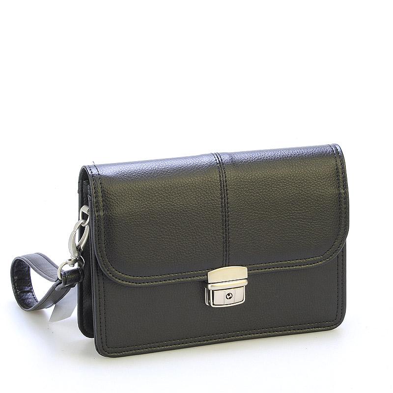 Elegantní pánské černé etue - Sendi Design 2101