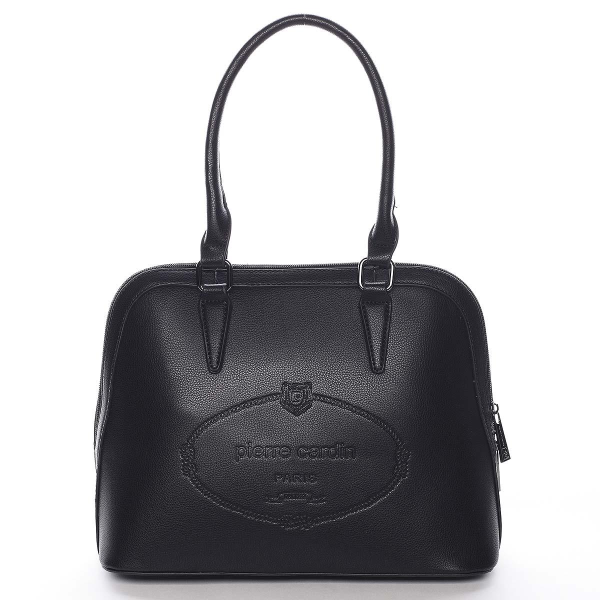 Dámská kabelka do ruky černá - Pierre Cardin Beliana