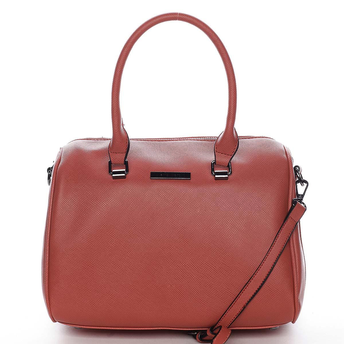 Dámská kabelka do ruky červená - Pierre Cardin Ketura