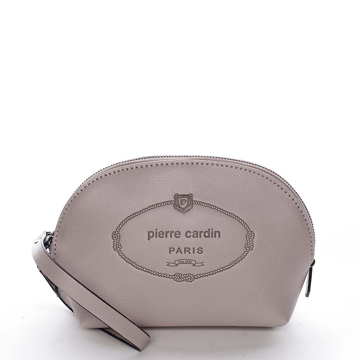 Dámské psaníčko kabelka růžové - Pierre Cardin Balbina