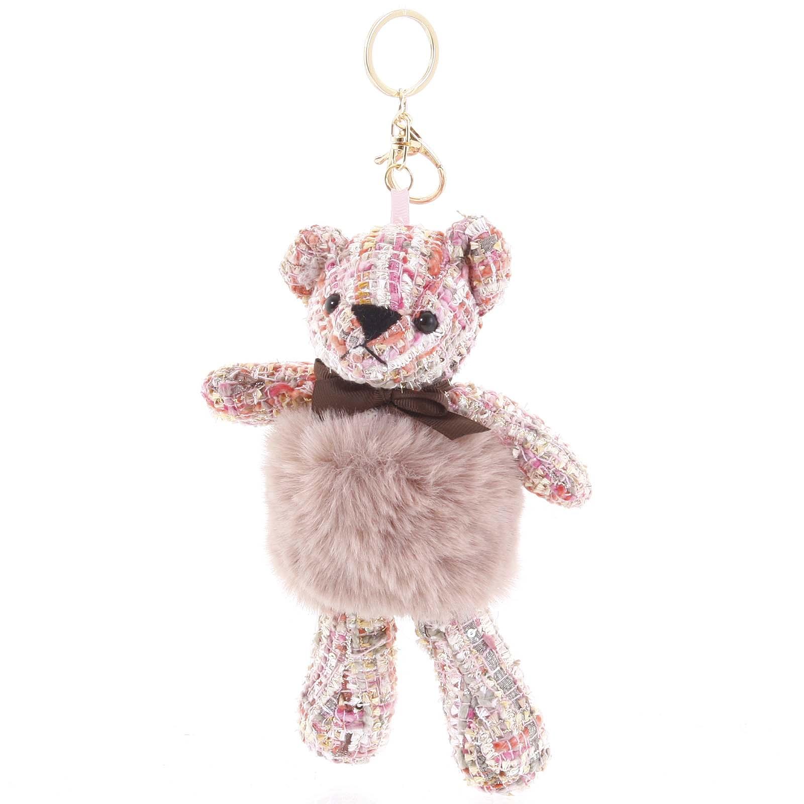 Přívěsek růžový - HairyBeer 01