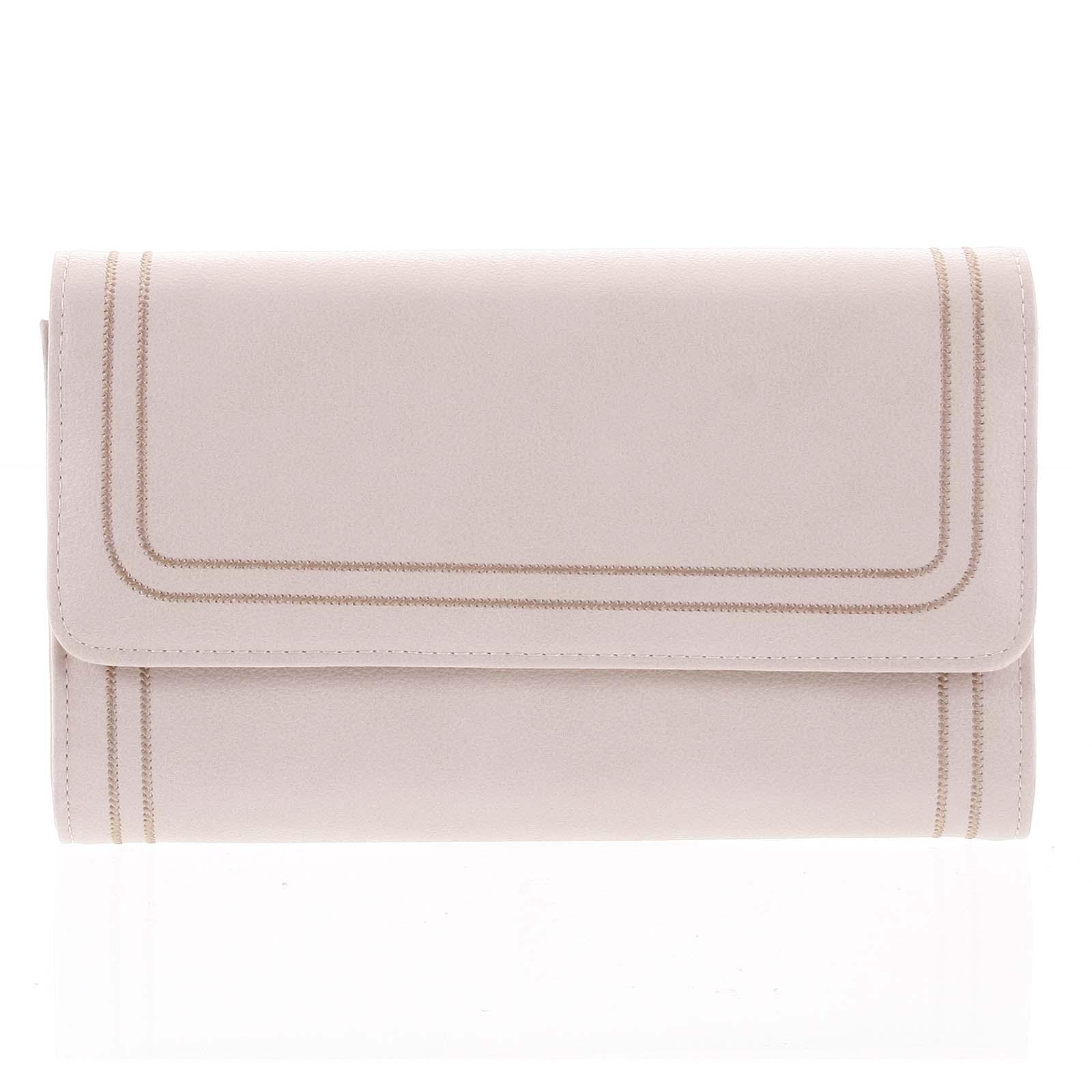 Dámská kabelka přes rameno růžová - Michelle Moon Downz