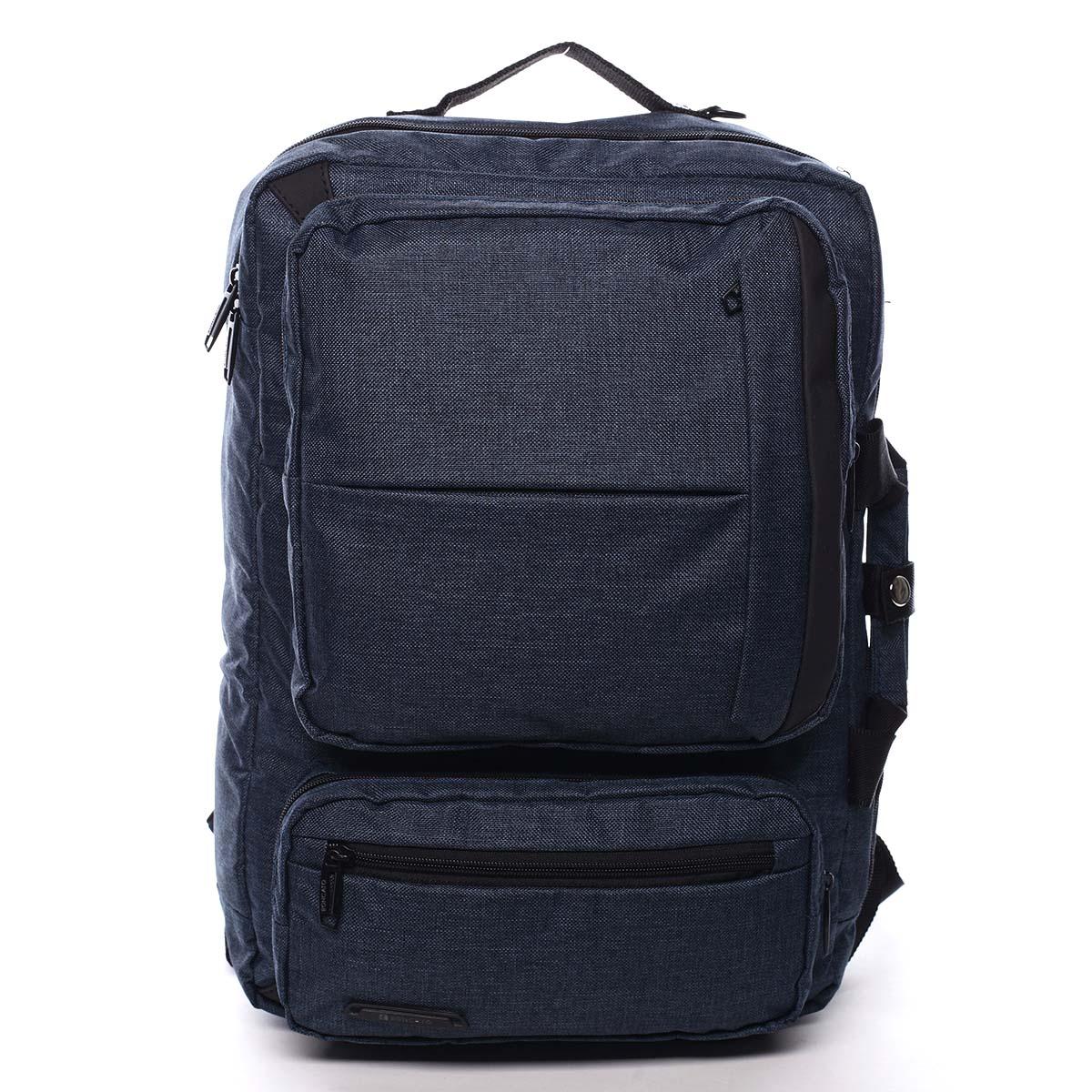 Pracovní taška 2v1 tmavě modrá - Roncato Dinho