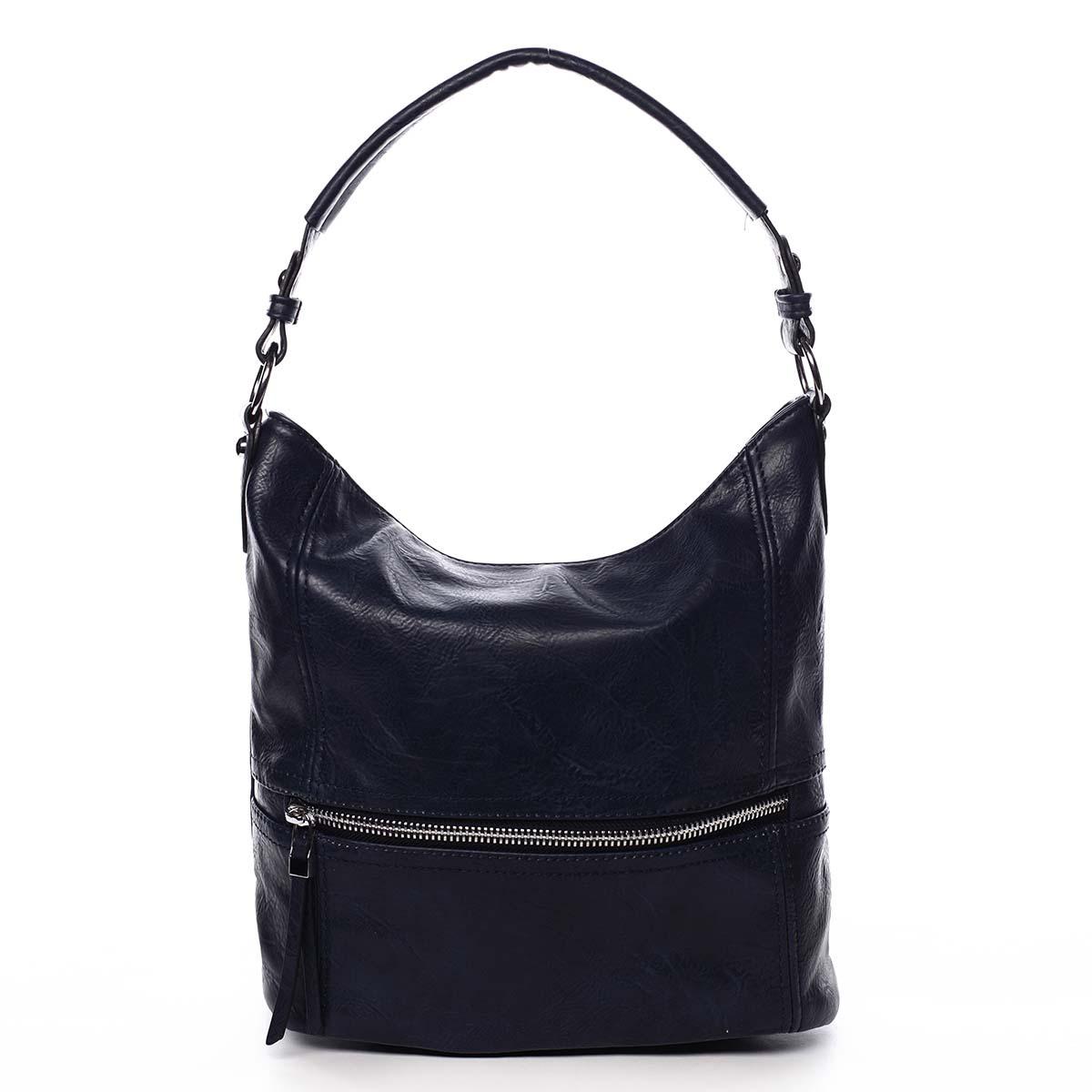 Dámská kabelka přes rameno tmavě modrá - Romina Fetall