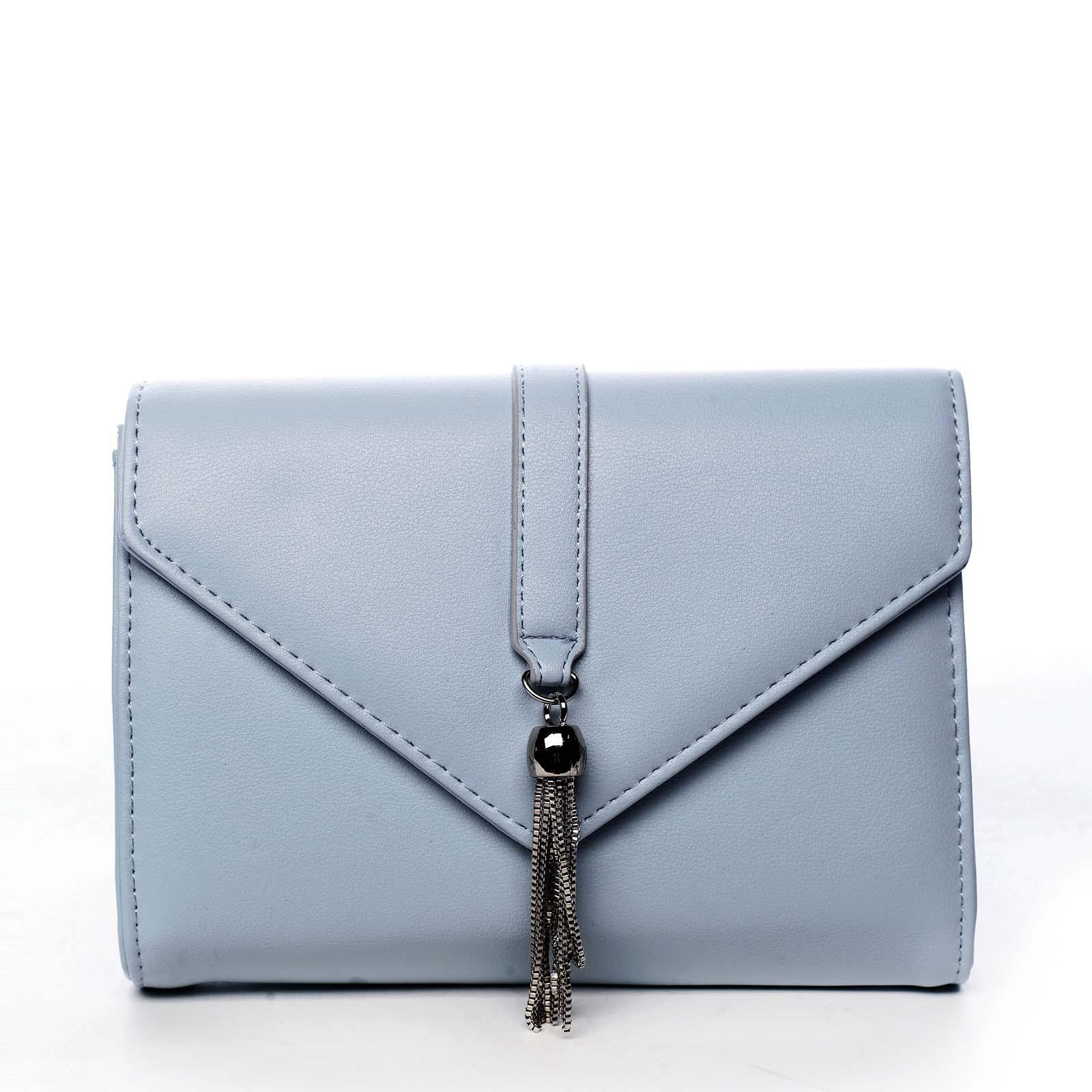 Dámské psaníčko světle modré - Michelle Moon F850