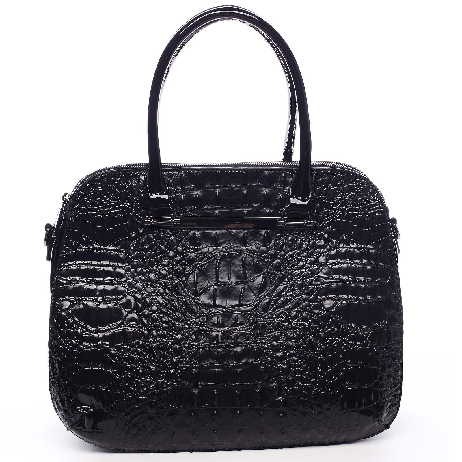 Dámská kabelka do ruky černá - Dudlin Lexi