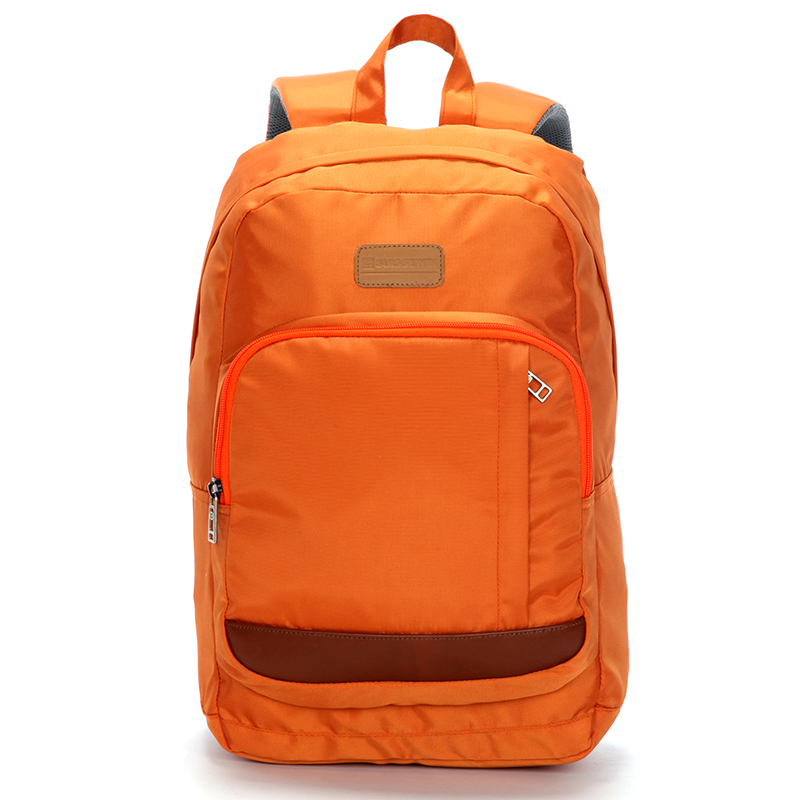 Moderní lehký oranžový batoh - Travel plus 2012