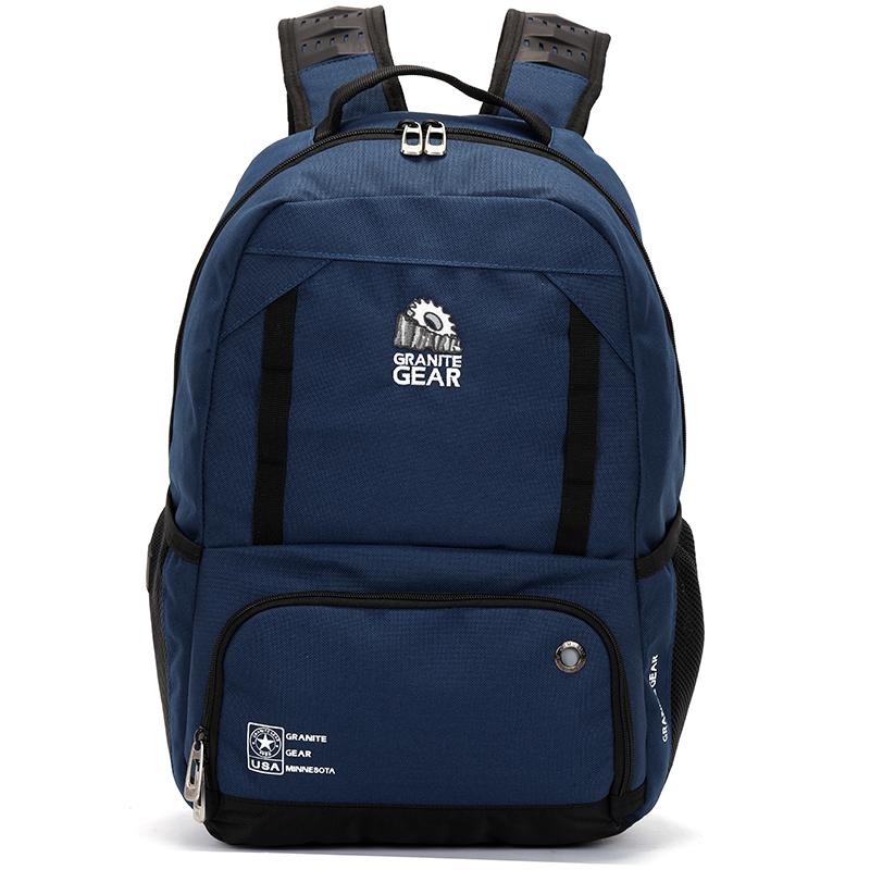 Univerzální cestovní a školní modrý batoh - Granite Gear 7009
