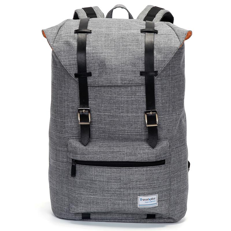Velký odolný cestovní batoh šedý - Travel plus Kickback