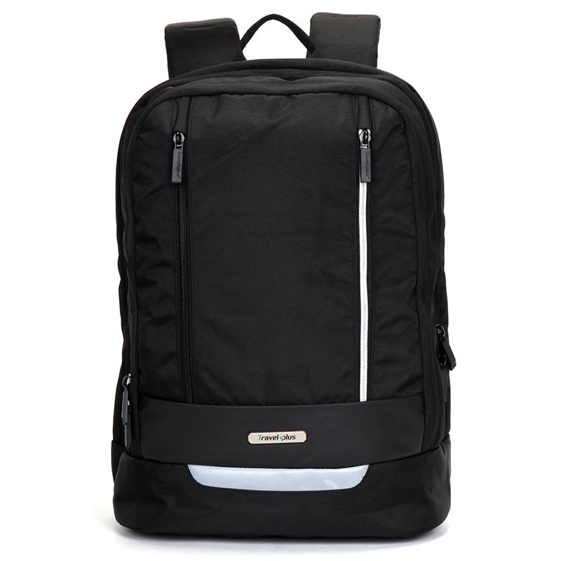 Originální školní a cestovní batoh černý - Travel plus 0145