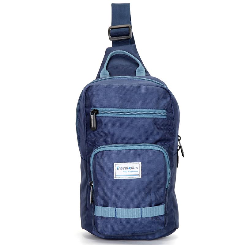 Malý modrý batoh na výlety - Travel plus 7508