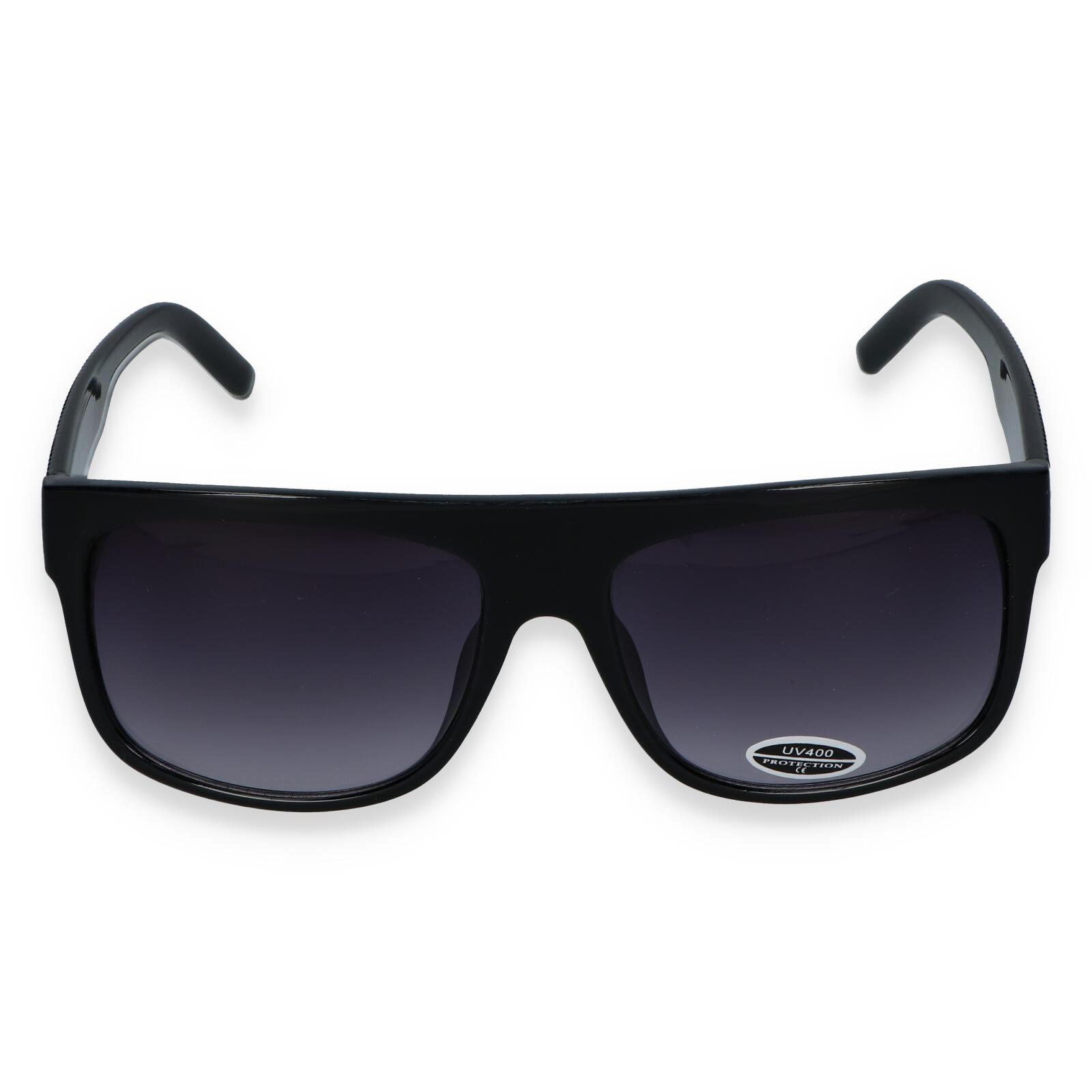 Dámské sluneční brýle černé - S2103 černá