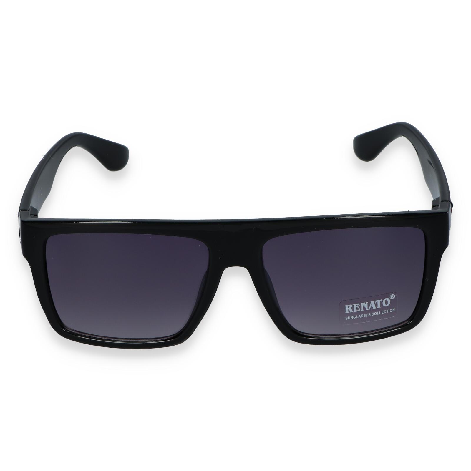 Dámské sluneční brýle černé - R0542 černá