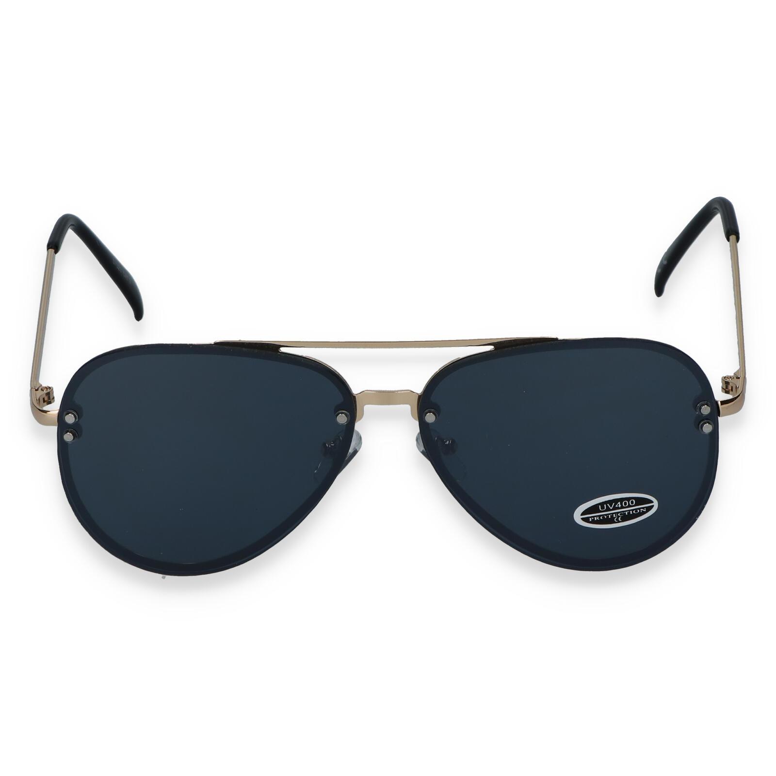 Dámské sluneční brýle černé - S3237 černá